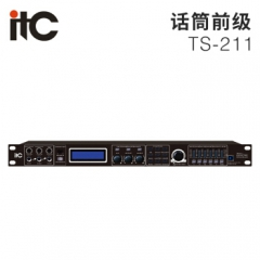 ITC TS-211 专业前级麦克风效果器